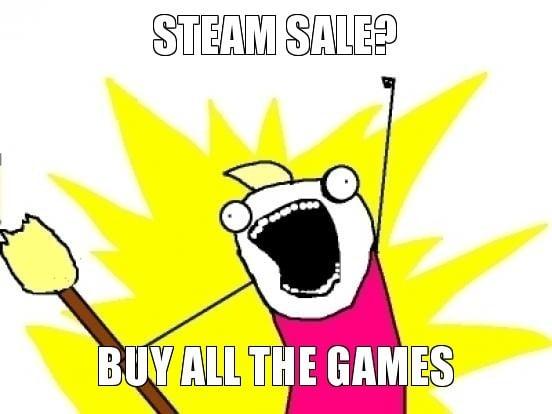 Steam haftalık ve günlük indirimler