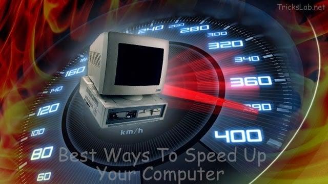 Bilgisayar nasıl hızlandırılır