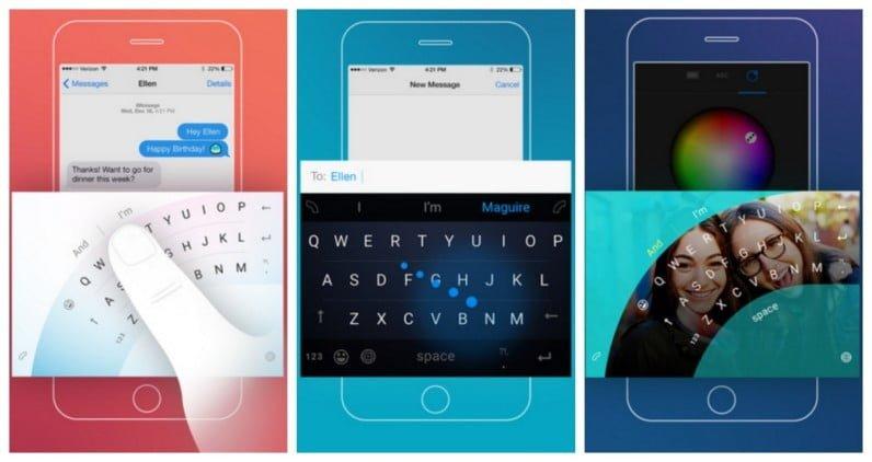 iOS Klavye Uygulaması - Word Flow