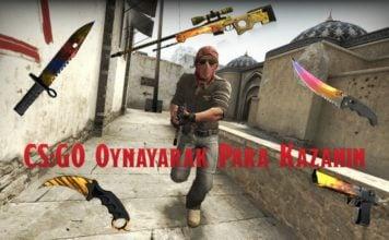 CS:GO Oynayarak Para Kazanmak 1v1 Siteleri