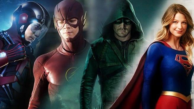 En Büyük Süper Kahraman Crossover'ı Geliyor!