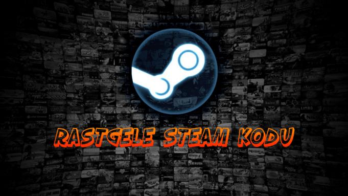 Rastgele Steam Kodu
