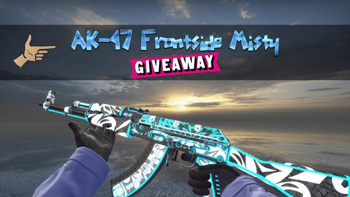AK-47 Frontside Misty Giveaway