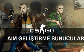 CS:GO Aim Geliştirme Sunucuları