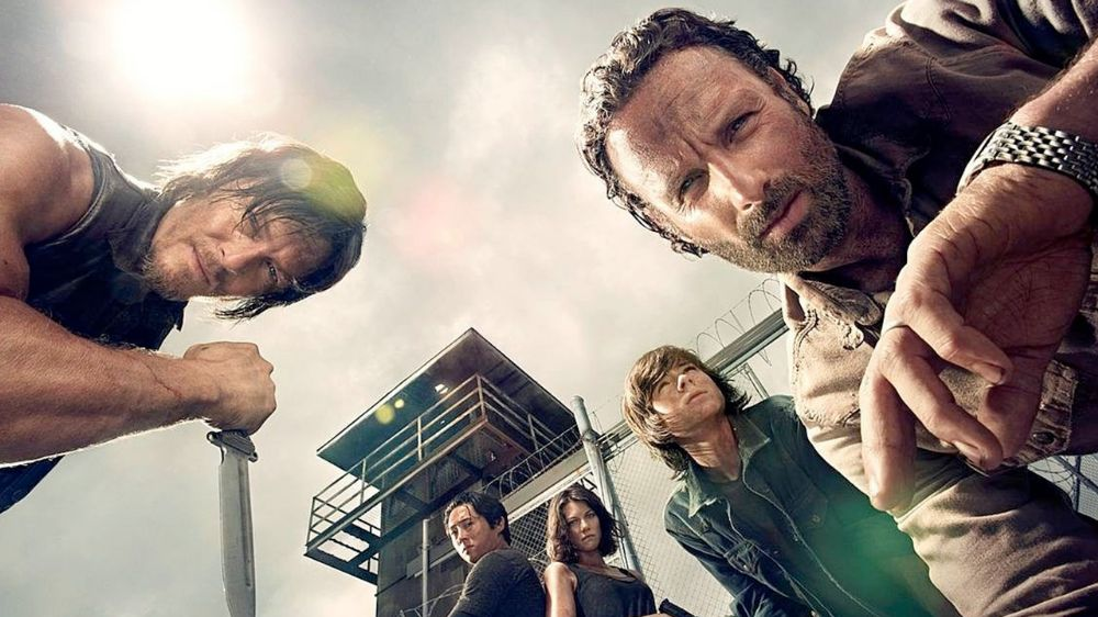 The Walking Dead 7. Sezon dan Fragman Geldi !