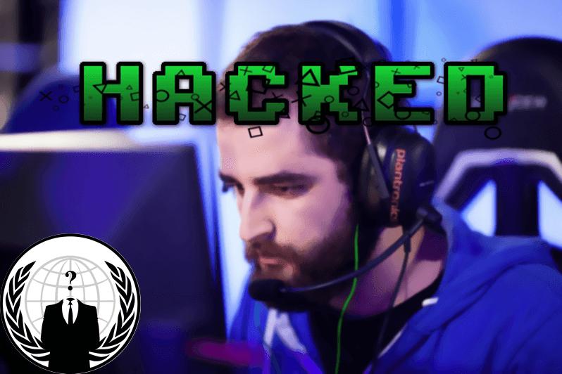 Ünlü CS:GO Oyuncusu Fallen Hacklendi