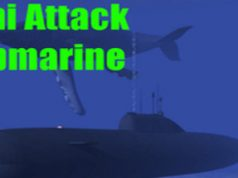 Mini Attack Submarine