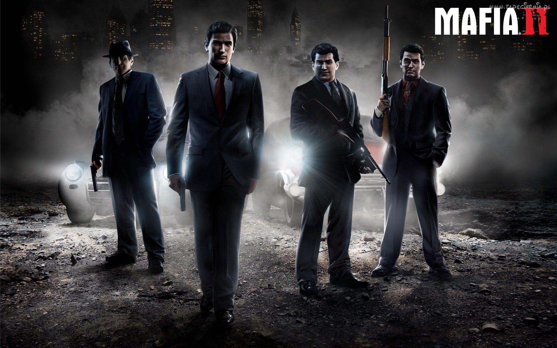 Mafia 3 Çıktı!