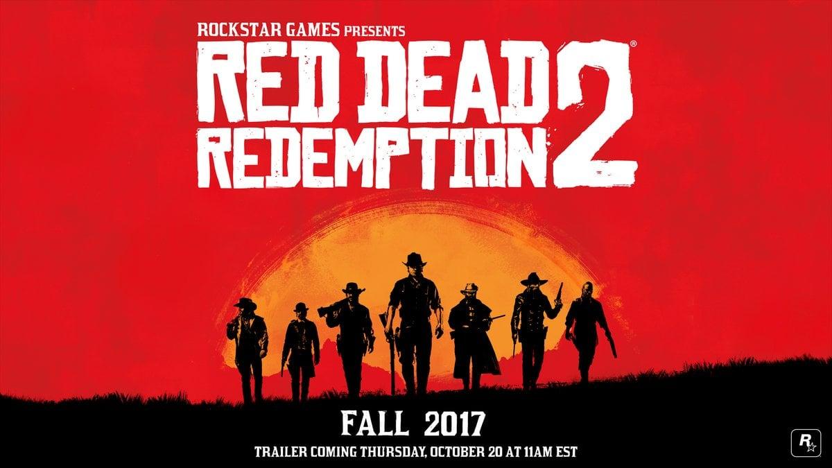 Red Dead Redemption 2 Kesin Geliyor