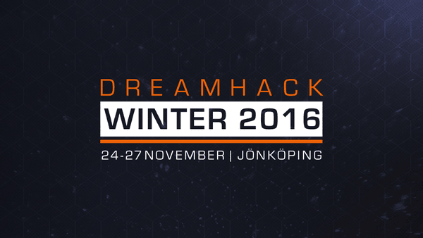 DreamHack Winter Kapak
