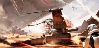 Star Wars Battlefront 2 Geliyor