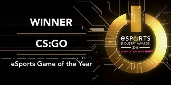 Yılın Espor Ödülleri 2016