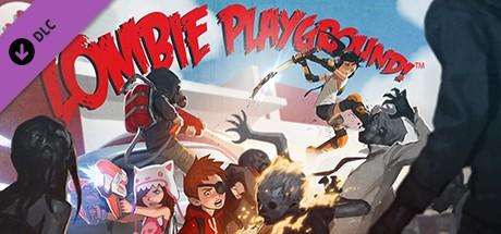 Zombie Playground™ - Promotional Alienware Cape