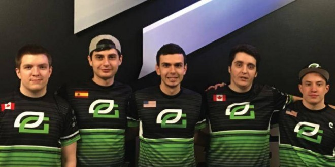 OpTic ELEAGUE'deyken