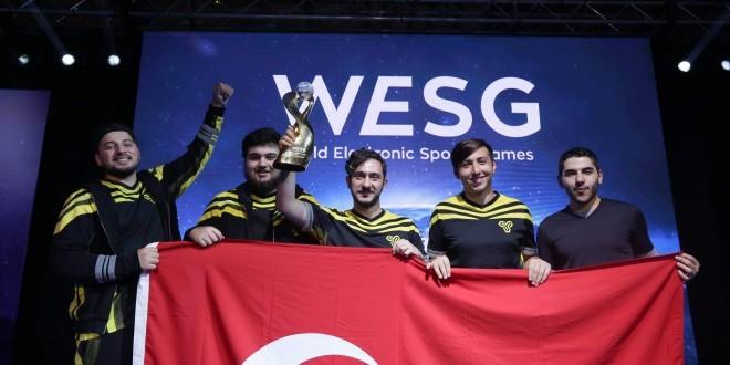 WESG Gruplari Aciklandi