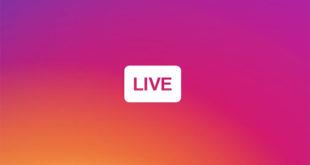 Instagram Live Özelliğini Tüm Kullanıcılarına Açtı