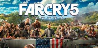 FarCry 5 Wallpaper Duvarkağıdı