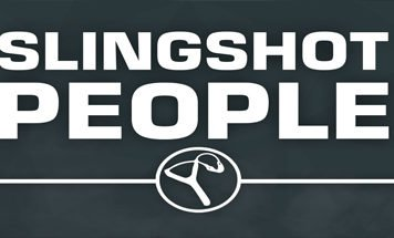 Slingshot people