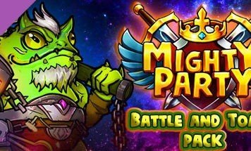 Mighty Party Battle and Toads Pack