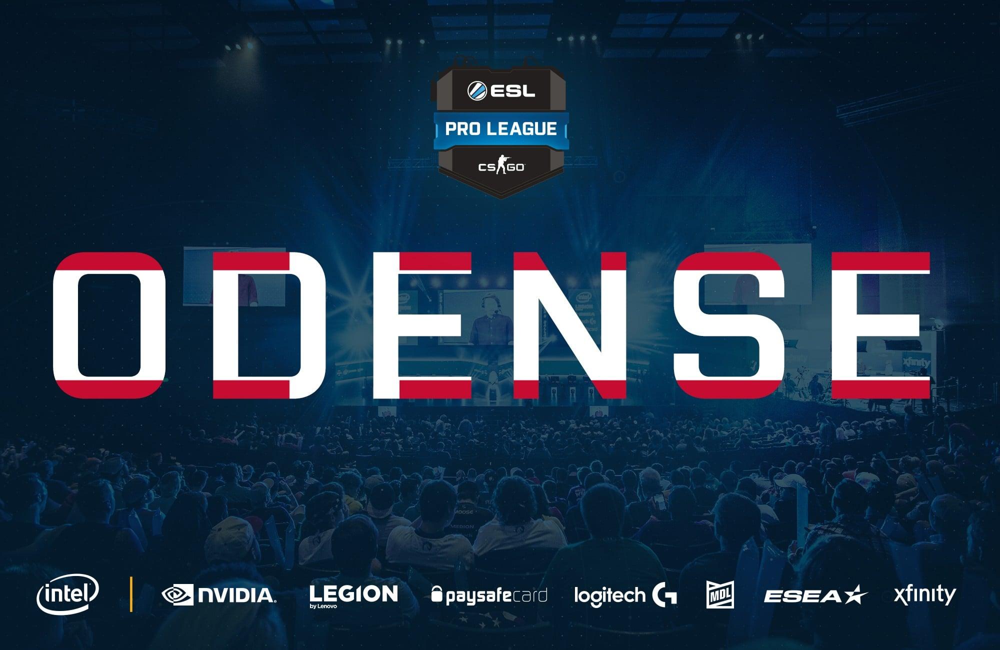 ESL Pro League Odsense