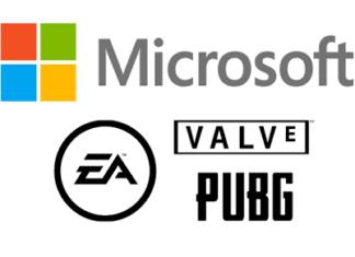 Microsoft, PUBG, Steam Valve ve EA'yı Satın Alacak