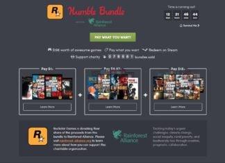 Humble Bundle Rockstar Paketi