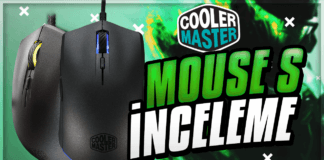 CoolerMaster Mouse S Inceleme
