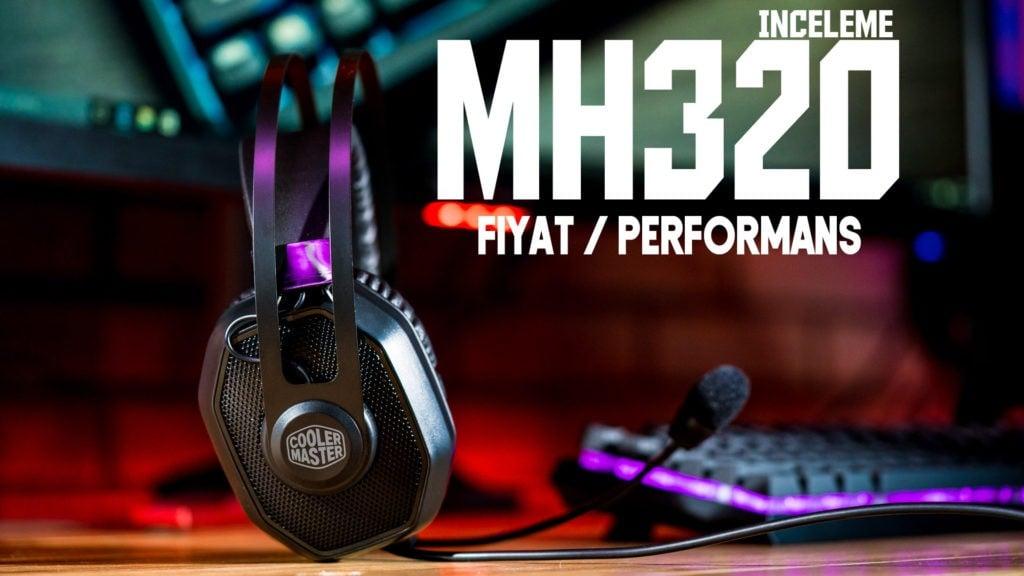 CoolerMaster MH320 Kulaklık