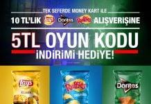 Lays Ruffles Doritos'tan gamerlara özel kampanya