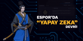 ESporda Yapay Zeka Devri