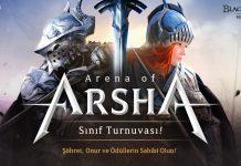 Black Desert Türkiye&MENA'da Arsha Arenası 2020 Kayıtları Başladı