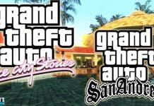 GTA Vice City vs San Andreas