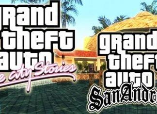 GTA Vice City vs San Andreas