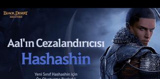 Black DesertHashashin Sınıfı 2 Eylül'de Black Desert'a Geliyor! Türkiye&MENA'da, oyuna yeni dahil olacak 20. sınıfın heyecanı yaşanıyor. Maceracılar 2 Eylül tarihinden itibaren Hashashin sınıfı ile düşmanlarına meydan okuyabilecekler. Sınıfı önceden oluşturan Maceracıları ise özel ödüller bekliyor! Pearl Abyss, heyecanla beklenen yeni sınıf Hashashin'in 2 Eylül tarihinde Black Desert Türkiye&MENA'da yer alacağını açıkladı. Maceracılar artık gizemli sınıfı önceden oluşturabilecek ve resmi olarak çıkışını beklerken büyük ödüller kazanabilecekler. Yerli Valencia tanrısı Aal'ın gücüyle kum fırtınalarını kontrol edebilen Hashashin sınıfı, Black Desert Türkiye&MENA'ya eklenecek. Hashashin 20. sınıf olarak oyuncularla buluşacak. Hashashin düşmanları kovalamak ve onlara saldırmak için süresiz olarak kum fırtınaları oluşturabilen bir karakter. Hashashin'in gücüyle Maceracılar, belirli bir kum fırtınasında bir alanı seçerek anında konumlarını değiştirebilecekler. Bugünden itibaren 2 Eylül tarihine kadar Maceracılar, Hashashin sınıfı için ön oluşturma yapabilecekler. Sınıfı önceden oluşturanlar, bir evcil hayvanın da dahil olduğu özel ödüller kazanabilecekler. Hashashin Sınıfı ile Birlikte Sonbahar Sezonu Sunucusu Bununla gelişmelerin yanı sıra, Yaz Sezonu Sunucusu bugün sona erdi ve Sonbahar Sezonu 2 Eylül tarihinde başlıyor. Sonbahar Sezonu Sunucusu yeni kutlamalarla gelmeden önce, Maceracılar artık Hashasin sınıfıyla birlikte Sezon Karakterlerini değerli ödüller kazanmak için önceden oluşturabilecek ve ödüller alabilecekler. Son olarak, Gizli Görev Mücadelesi 2 Eylül tarihine kadar oyunda yer alacak. Önceki görevlerden farklı olarak şu an oyunda yer alan Gizli Görevler, bölge bazında verilen küresel sıralama ödülleri sunuyor. Bu, dünyanın her yerinden Maceracıların kendi stratejilerini oluşturup paylaşarak birbirleriyle işbirliği içinde görevlerin tadını çıkarmalarına olanak sağladı. Daha fazla bilgi için Black Desert Türkiye&MENA resmi internet adresini ziyaret edebilirsin