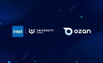 Ozan SuperApp Intel University Esports TR